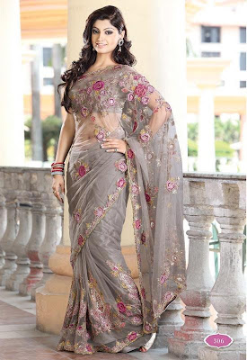 PARTY CASUAL DESIGNER SAREE