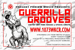 Guerrilla Grooves Radio Show