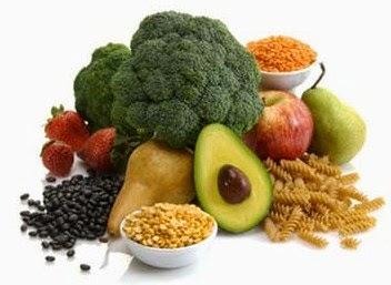 Makanan yang mengandug serat tinggi
