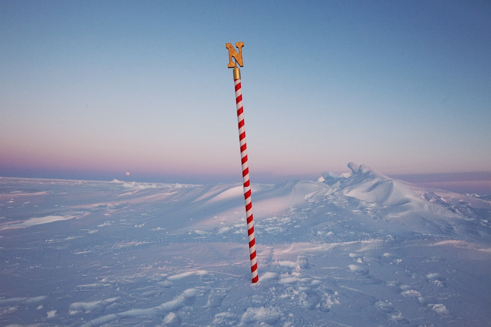 Adventures @ Starbelle: Who owns the North Pole? Not Santa!