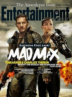 THE FIRST LOOK AT MAD MAX: FURY ROAD