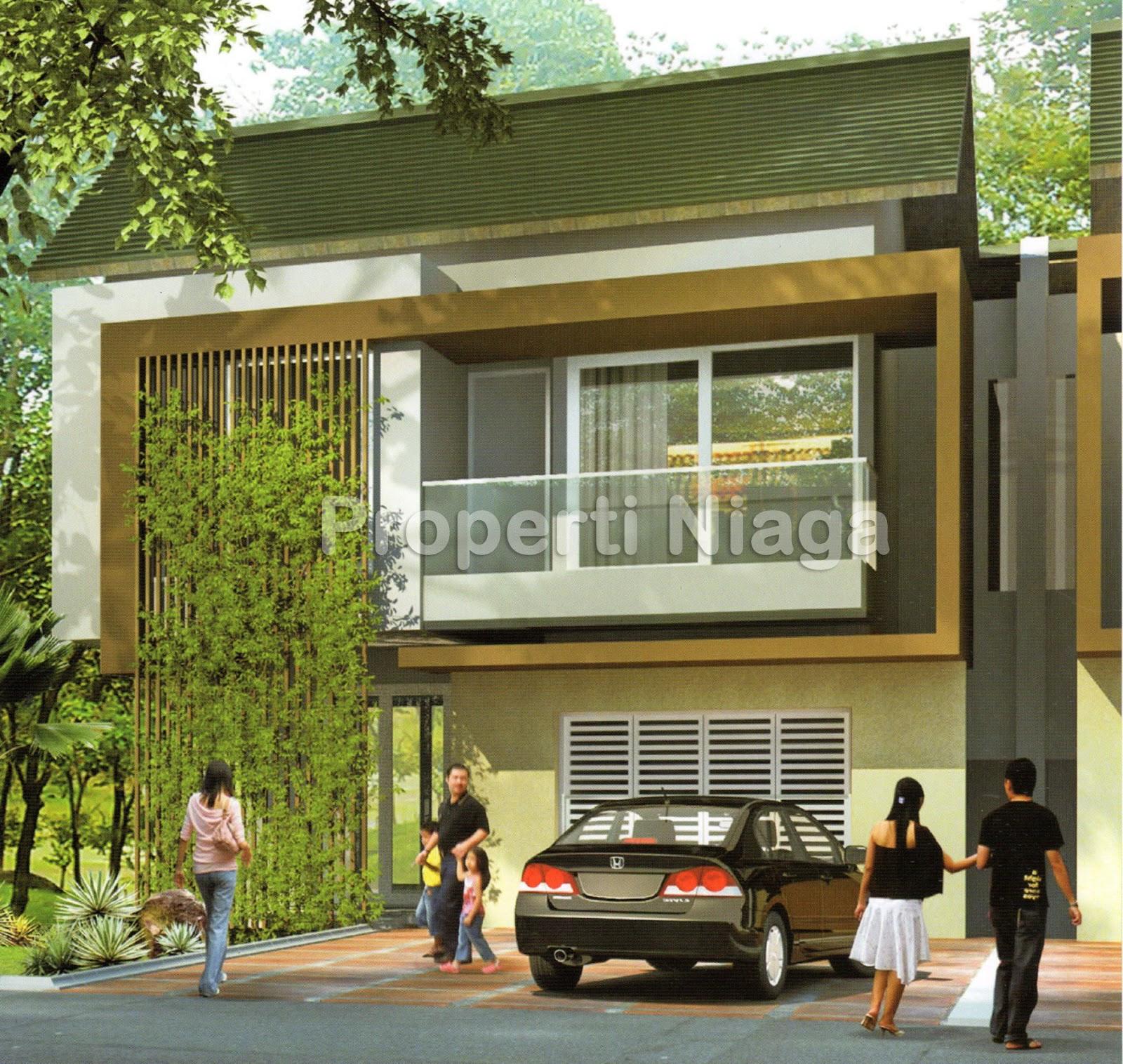 Contoh Desain Rumah Minimalis Tahun 2014