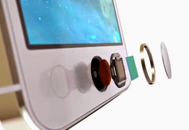 Xiaomi Mi 5 fingerprint sensor