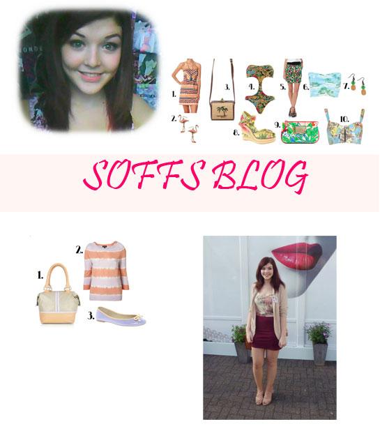 Feature Friday: Soffs Blog