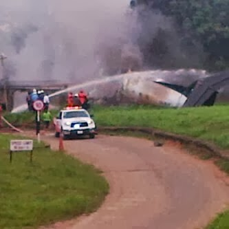fast info magazine update plane crashes after takeoff