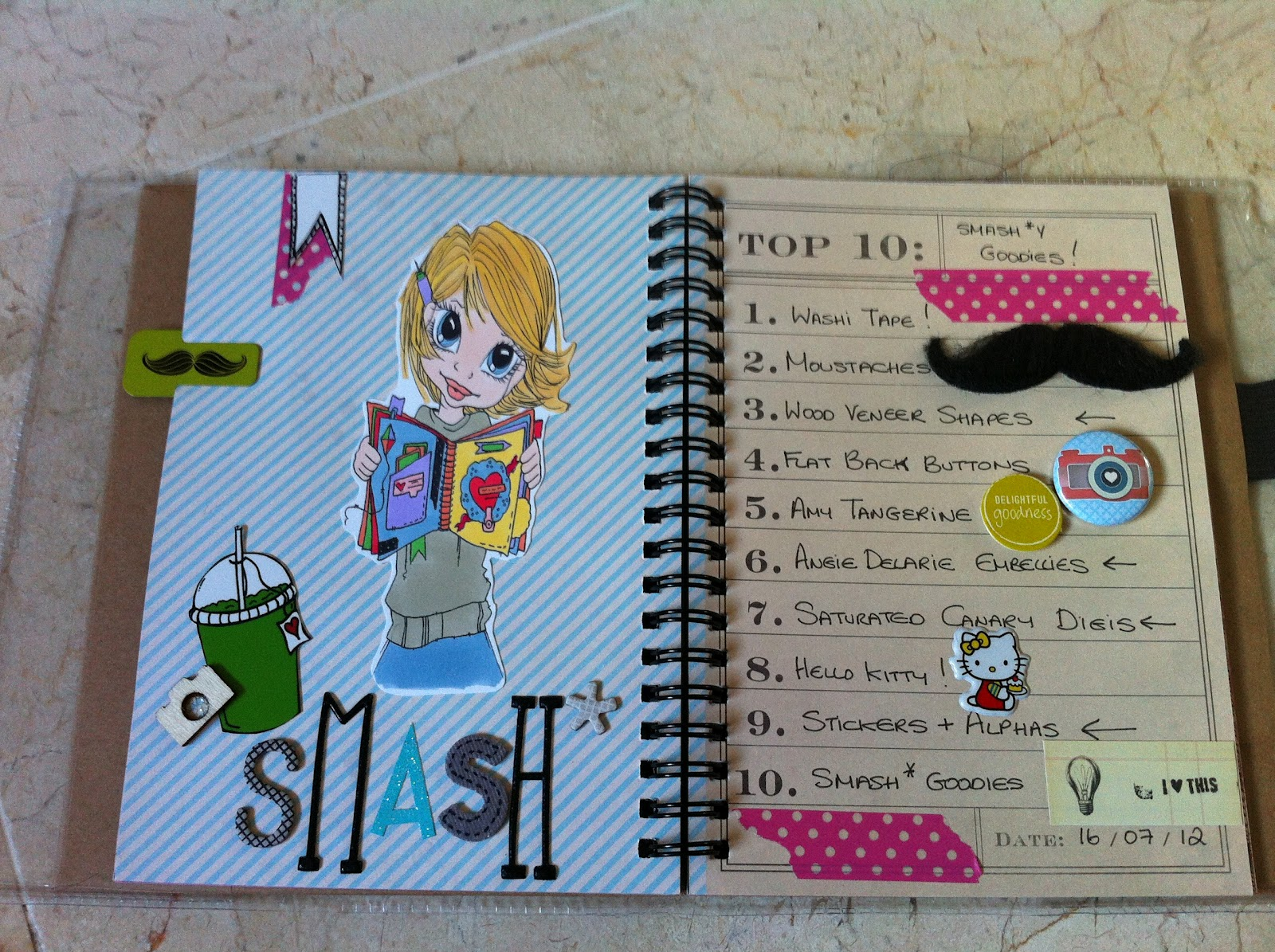 Новые и лучшие идеи для личного дневника для девочек своими руками 56