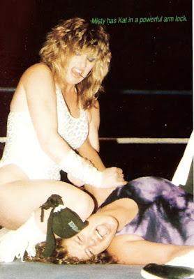 1990s women wrestling