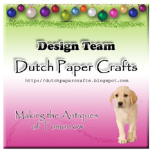 I design for dutchpapercrafts