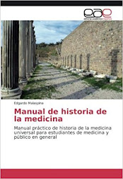 LIBRO NRO 17.MANUAL DE HISTORIA DE LA MEDICINA.