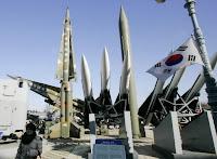 Toma lá da cá: Coréia do Sul instala míssil de cruzeiro capaz de alcançar alvos em toda a Coreia do Norte