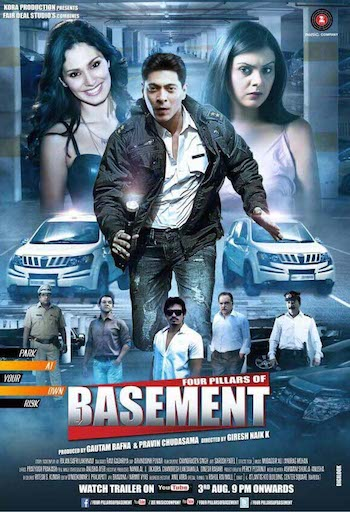 Four Pillars Of Basement 2015 Hindi Movie Download