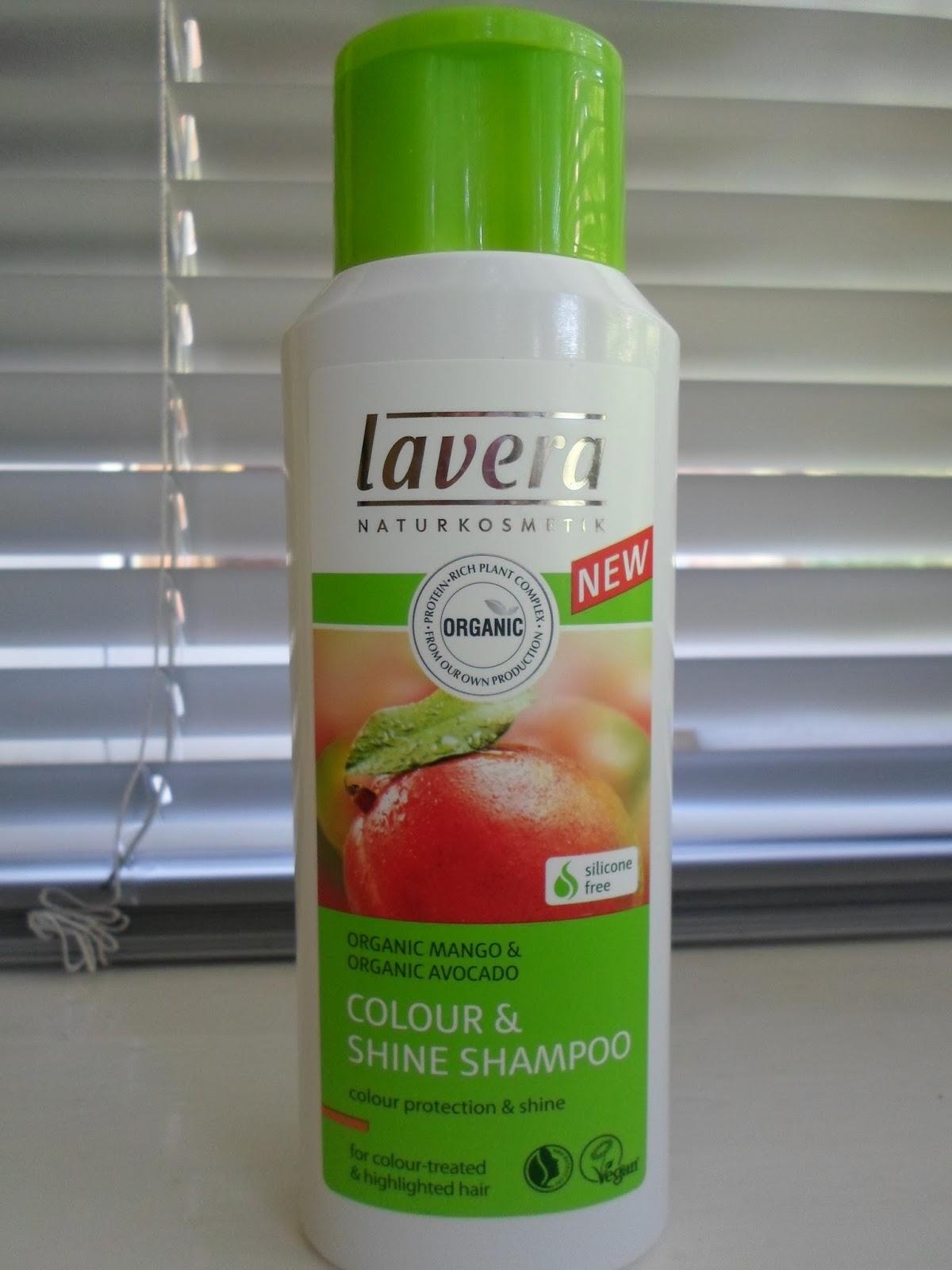 Lavera Colour & Shine Shampoo
