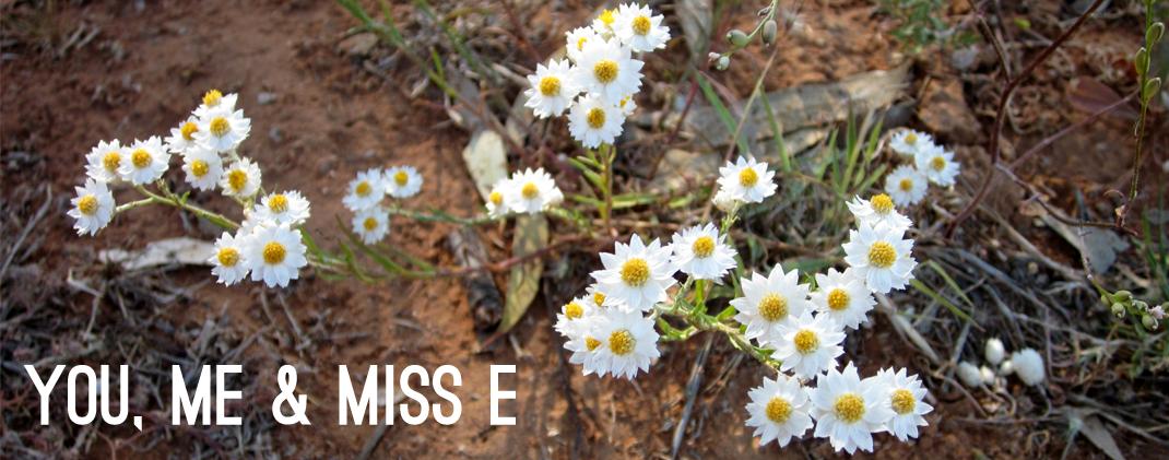 You, Me & Miss E