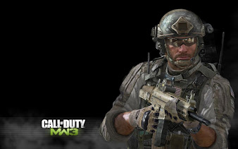 #6 Call of Duty Wallpaper