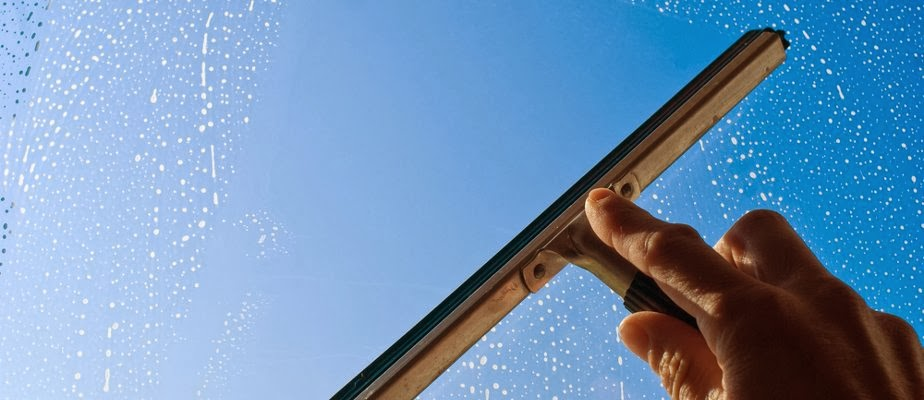 Window Cleaning Services : Cleaning service tools used for effective commercial