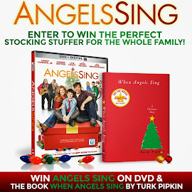 Giveaway - Angels Sing - DVD and Book!