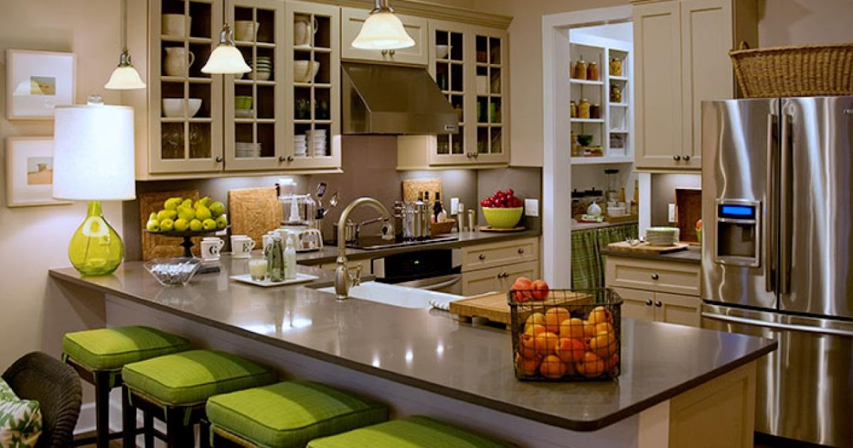 Home And Decoration Tips: How To Create A Cozy Kitchen