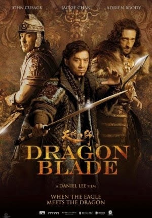 Trailer Dragon Blade Bioskop 2015