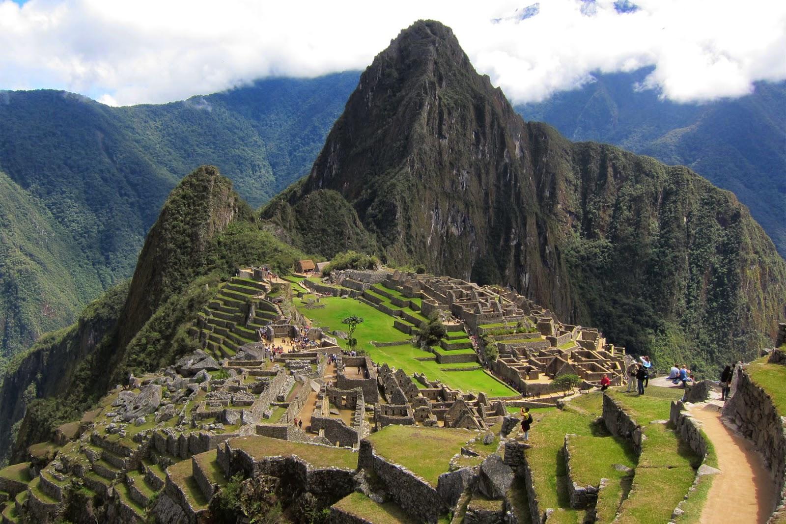 Machu PIcchu, Peru 2014