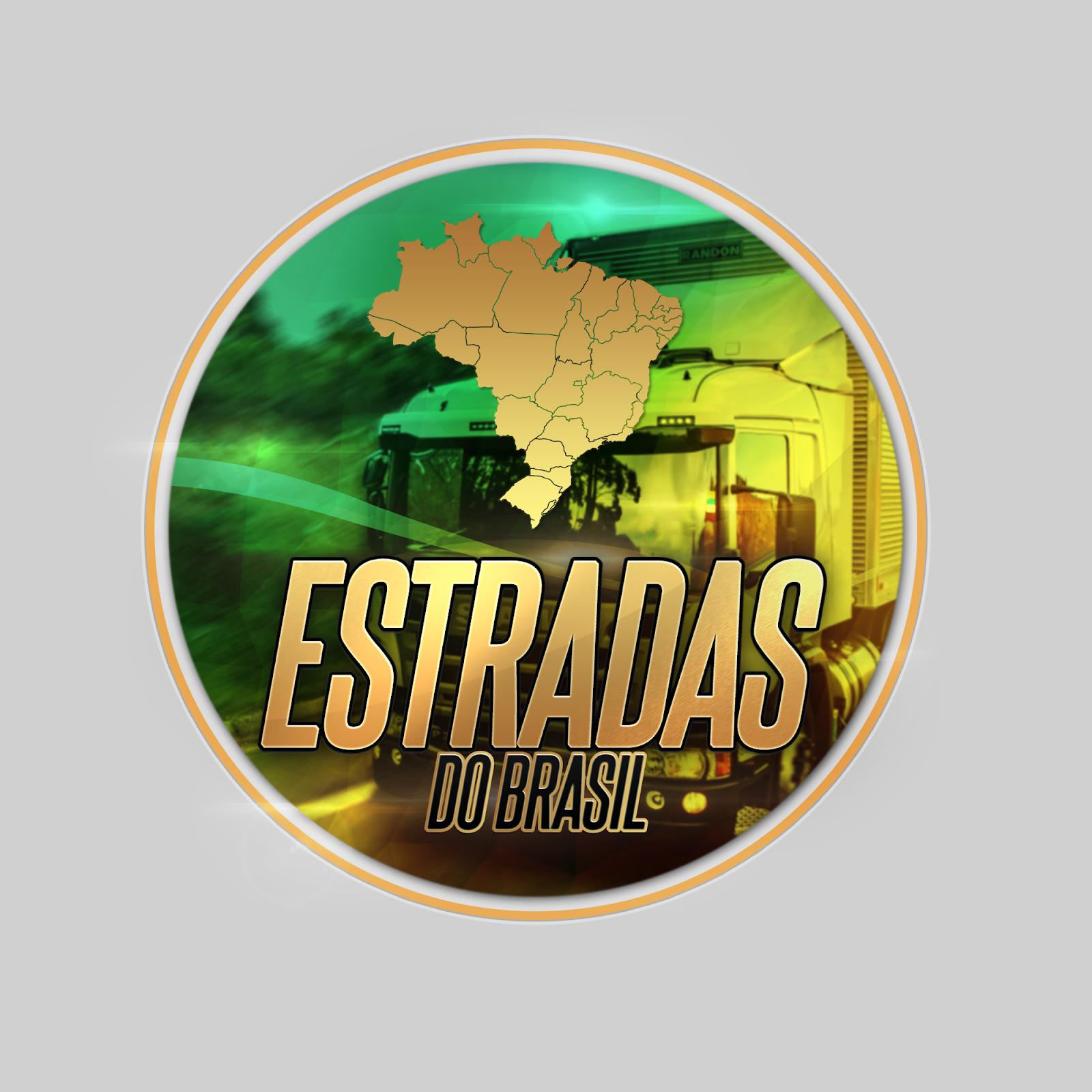 MAPA ESTRADAS DO BRASIL