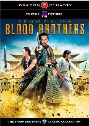Vụ Án Thích Mã - The Blood Brothers (1973) Vietsub