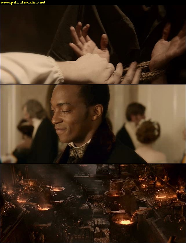 Imagen 1 Abraham Lincoln: Cazador de Vampiros película dvdrip latino 2012