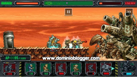 Juega Metal Slug Defense gratis en tu iPhone