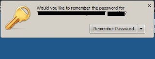 Cara menyimpan password pada Mozilla Firefox