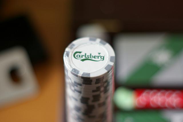 Carlsberg póker