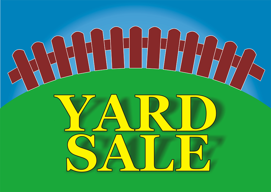 Town Wide Yard Sales | The Family <br>Penny Pincher