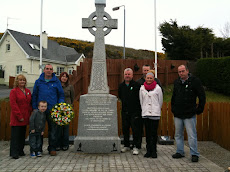 Barley Lane Wreath laying