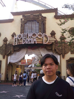 Osaka Universal Studios Japan Hollywood Dream The Ride