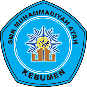 Logo SMK Muhammadiyah Ayah