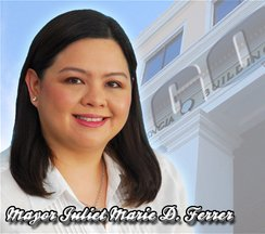 Mayor JM Ferrer of La Carlota City