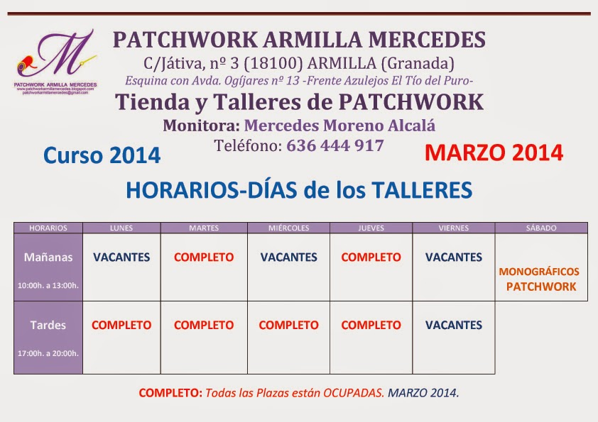 https://www.facebook.com/pages/Patchwork-Armilla-Mercedes/514097802017616