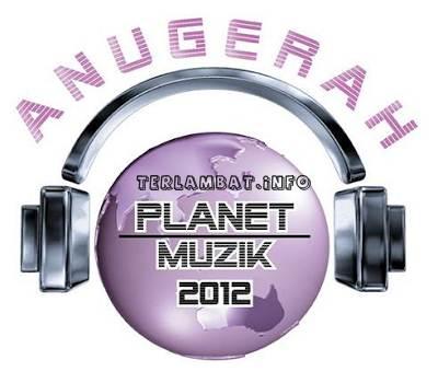 Pemenang Anugerah Planet Muzik Award 2012