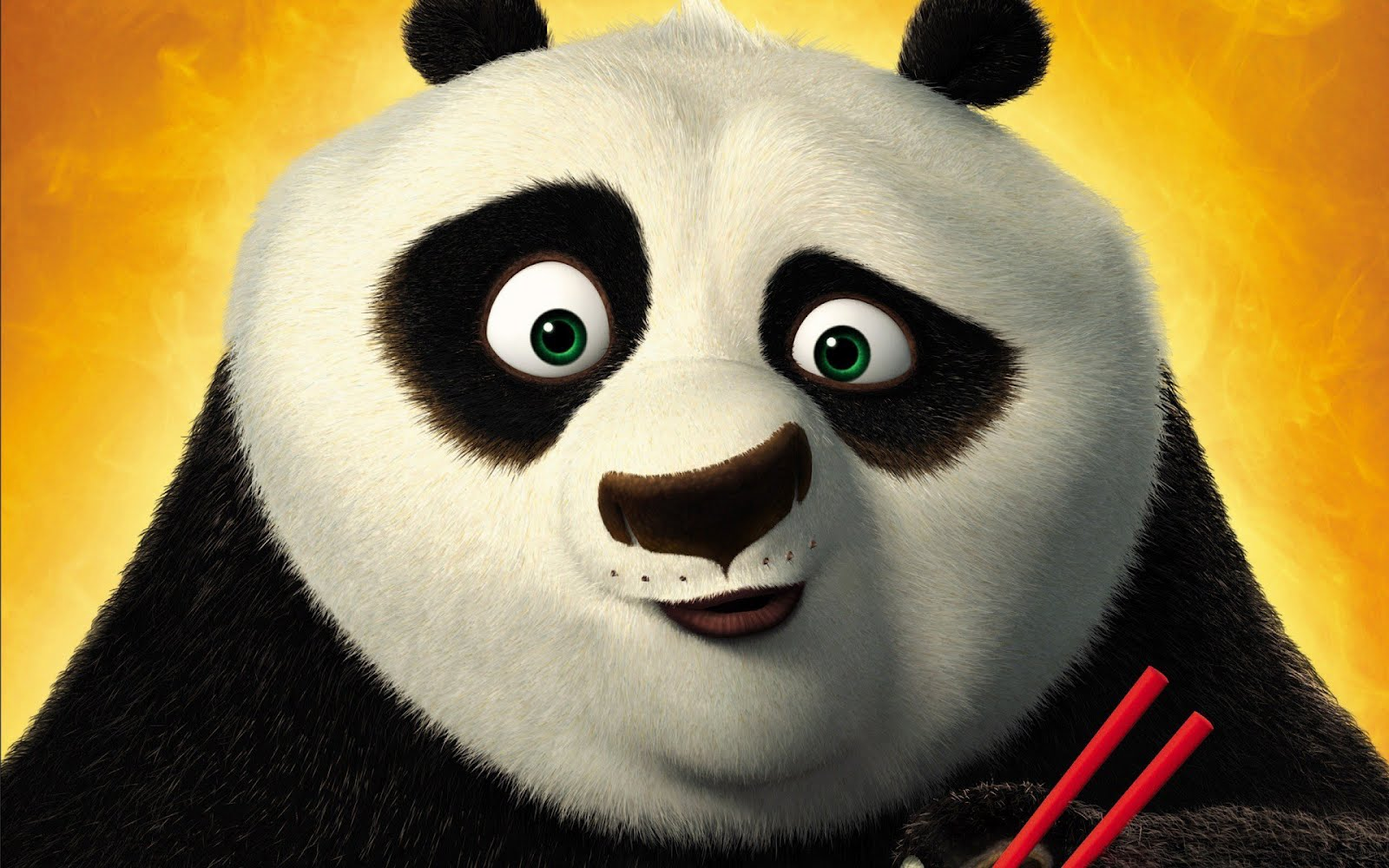 Kung Fu Panda, HD Wallpaper
