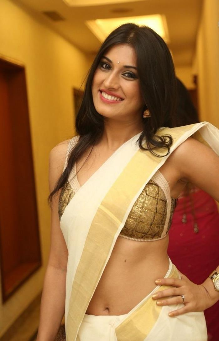 housewife hot south Navel indian