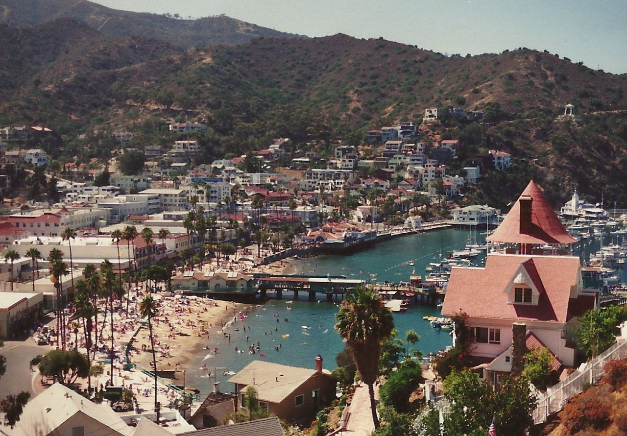 Experiencing Los Angeles Experiencing L A At Avalon Catalina Island