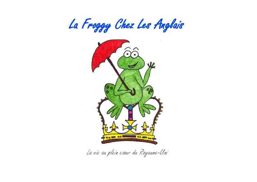 La froggy Chez Les Anglais