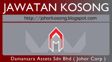 Jawatan Kosong Damansara Assets Sdn Bhd