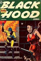 Black Hood 17 cover