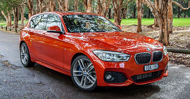 2016 BMW 125i Review