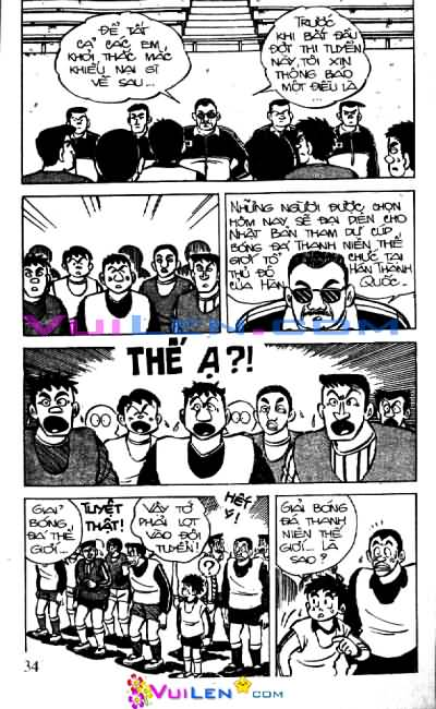Jindodinho - Đường Dẫn Đến Khung Thành III  Tập 13 page 34 Congtruyen24h