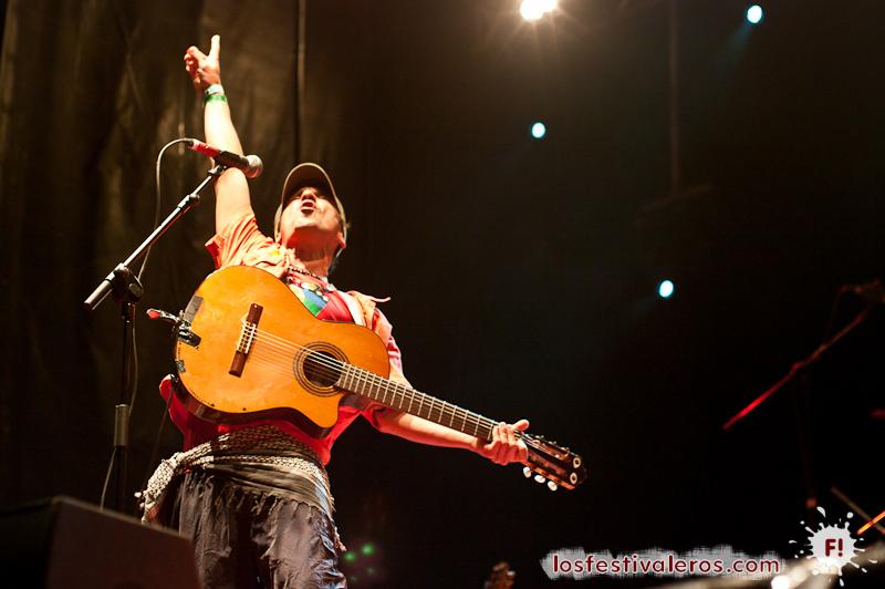 Manu Chao, Al Rumbo, Festival, 2014,