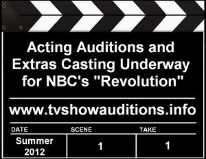 Auditions Extras Casting NBC Revolution