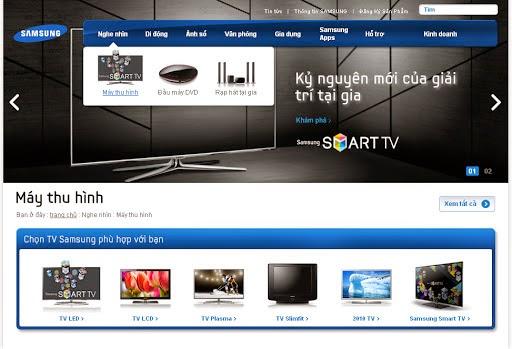 Hướng dẫn nâng cấp phần mềm cho HDTV Samsung