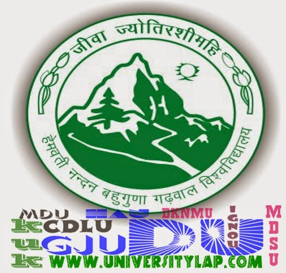 B.A. Final year exam result of Hemwati Nandan Bahuguna Garwal University, Uttarakhand