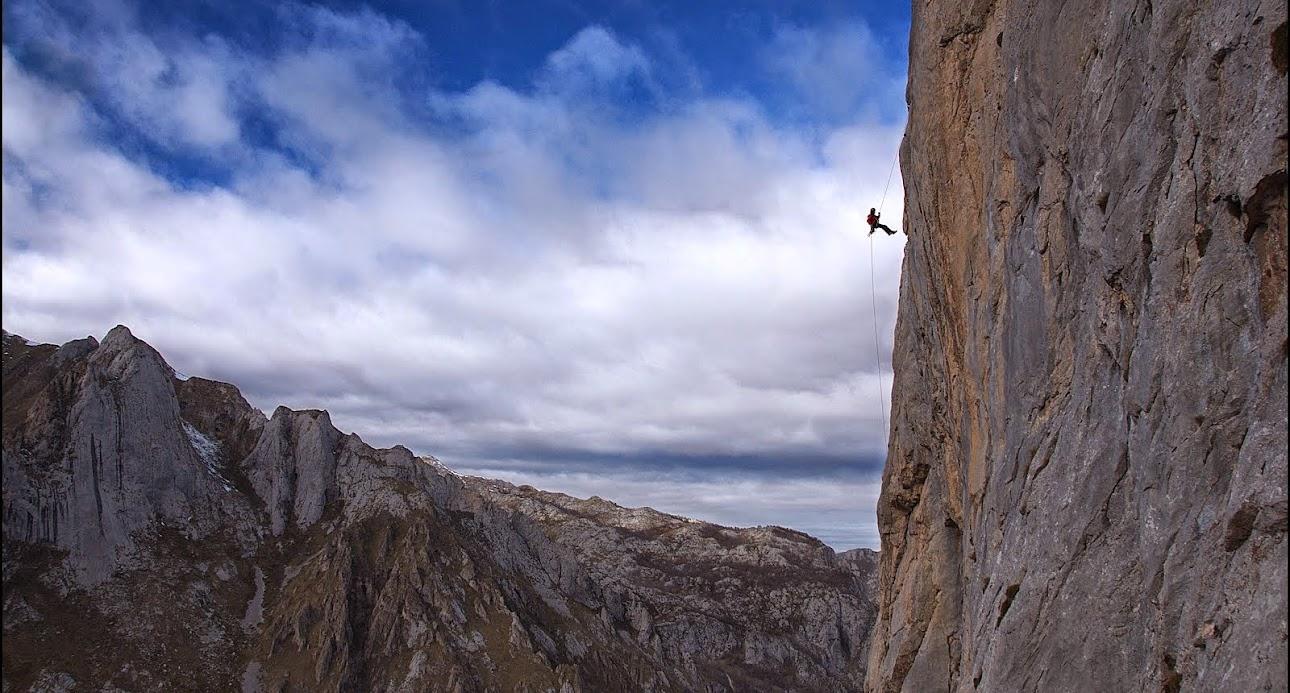 relatos de montaña