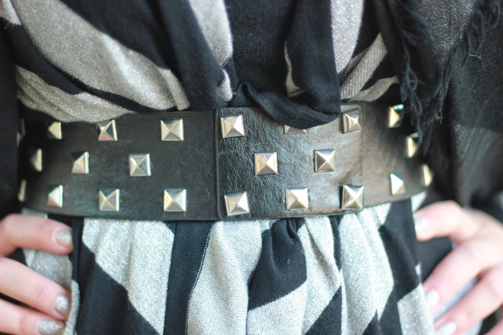 Studded Belt Sex and the City